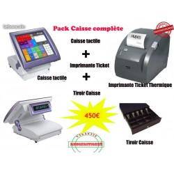 Pack Caisse reconditionné