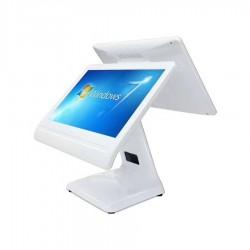 Caisse tactile Double écran 15.6″+15.6″